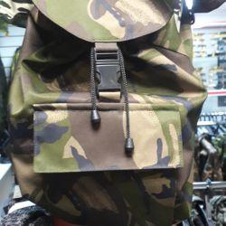 Рюкзак детский камуфлированный
