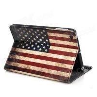 Ρετρό κάλυψη σημαίας των ΗΠΑ για iPad 2-3-4