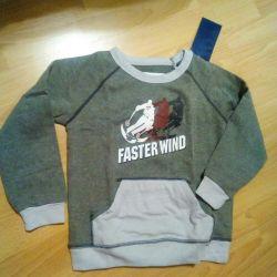 New sweater GJ, 5-6 years