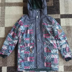 Новая куртка Швеция