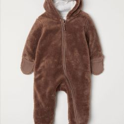 Jumpsuit for baby hm