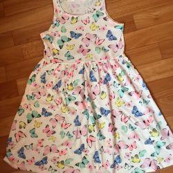 Summer dress - dress 7-8 years