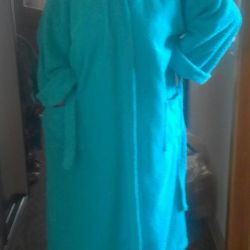 Dressing gown terry 52-58