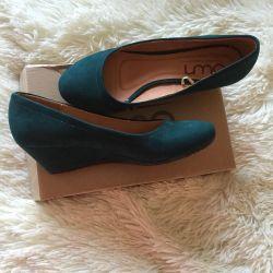 Новые туфли на танкетке 🔥