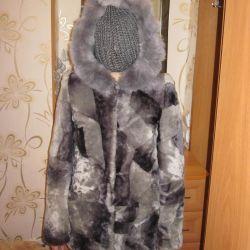 I will sell a fur coat
