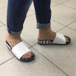 New beach slippers