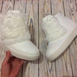 Kışlık botlar Boots