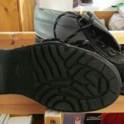 Ботинки СНГ новая