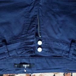 Pantaloni de sex feminin ușor Zolla