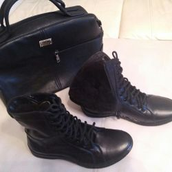 Winter boots are new. Size 37