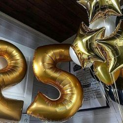 Кульки на день народження