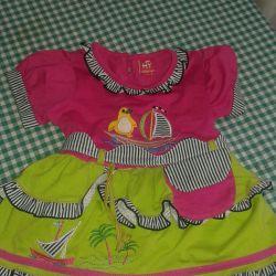 Bir veya iki yıl için elbise
