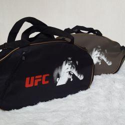 Новые спортивные сумки UFC