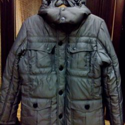 New men's winter jacket 48-50