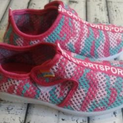 new, sell children's sneakers