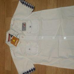 Shirt 152 new on the boy