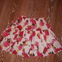 Women's summer skirt