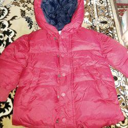 Jacket + pants spring-autumn