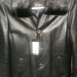 Man's leather pikhora
