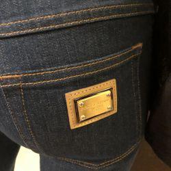 New Dolce & Gabbana Jeans