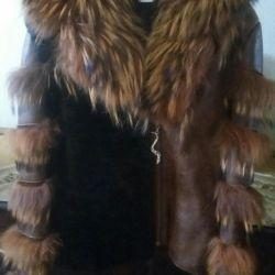Sheepskin coat, Italy