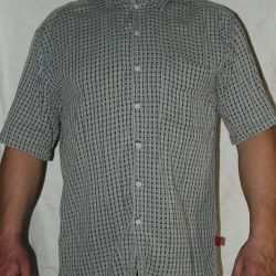 Новая LEVI'S рубашка L-XL/52 размер