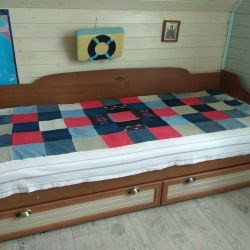 Coverlet patchwork