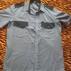 Uniform shirt (security)