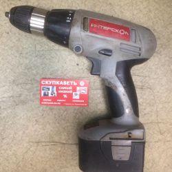 I62 tool-screwdriver interskol DA-14.4ER