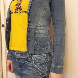 Jeans jacket.Size 42