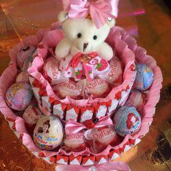 Δώρα Sweet Kinder