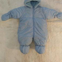 Children's overalls Absorba (new)
