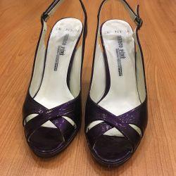 Παπούτσια με άνετο τακούνι