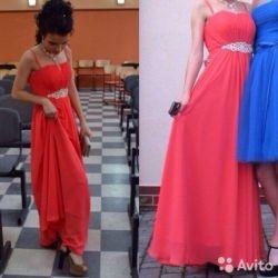 Φόρεμα αποφοίτησης, ντυμένος μία φορά