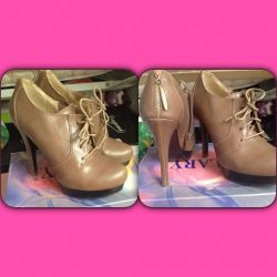 Ankle boots for women new. 38 r