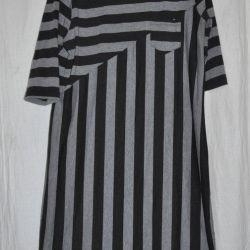 Dress from dense jersey