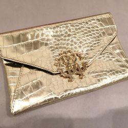 Νέο χρυσό συμπλέκτη Roberto Cavalli parfum