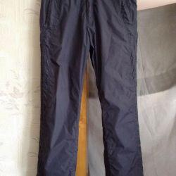 Παντελόνια νέα 42-44 / XS.