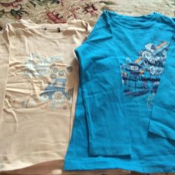 T-shirts for the boy