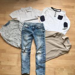 Îmbrăcăminte pentru băieți 10-11 ani