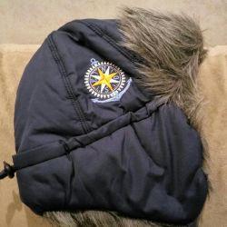 Winter hat for boy