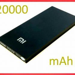 Ultrathin Xiaomi 20000 mah
