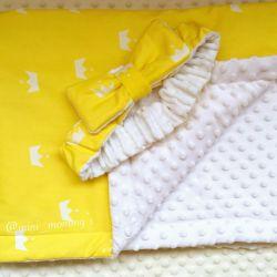 Blanket, envelope