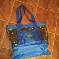 Cooler bag 45 × 35 × 20cm