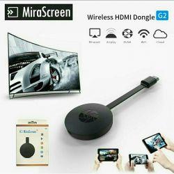 Mirascreen G2 Медіаплеєр бездротової hdmi Wi-Fi