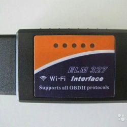 ELM 327 Wi-Fi v1.5 OBD-II
