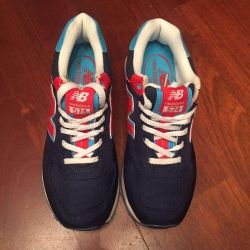 Super fashionable women's sneakers New Balance 574