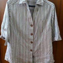 Shirt + jacket