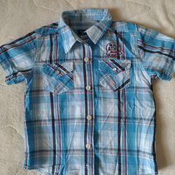 110-116 erkek gömlek
