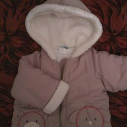 Jacket for baby 0-3 months